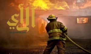 مقتل عشرة عمال في حريق بالهند