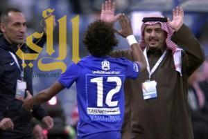الهلال يتأهل إلى نهائي كأس ولي العهد بفوزه على الشباب