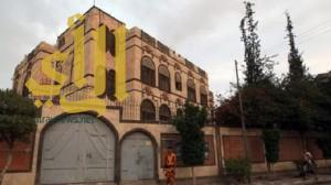 قيادة تحالف دعم الشرعية في اليمن تؤكد سلامة مبنى السفارة الإيرانية في صنعاء