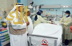 مركز الملك سلمان للإغاثة يقدم خدماته للجرحى اليمنيين