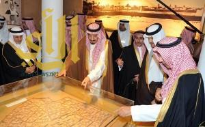 الملك سلمان.. خمسون عاما في دعم الموروث الوطني