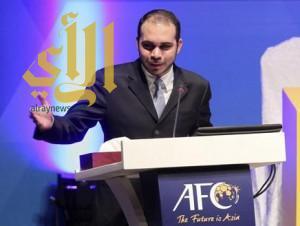 الأمير علي يشن حملة على اتفاق الاتحادين الآسيوي والأفريقي