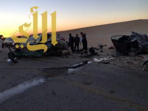 مصرع شخص وإصابة آخرين بحادث سير بمحافظة الأحساء