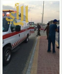 """الفرق الإسعافية الجوالة للهلال الأحمر بالشرقية تقدم الخدمة لـ""""17″ حالة إسعافية"""