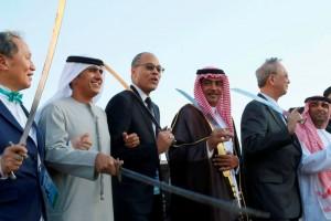 رئيس الإتحاد الأسيوي للمبارزة: حفل الإفتتاح عالمي وعلى مستوى الحدث