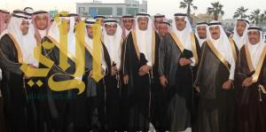معرض جدة للعقارات يمنح عين الرياض جائزة الراعي الإعلامي