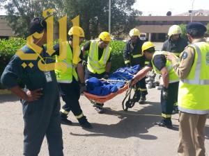 24 اصابة و4 وفيات في تجربه وهمية بمستشفى المجاردة