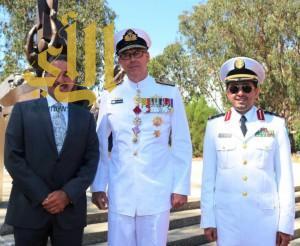 المملكة تشارك في حفل أستراليا بالذكرى الـ 25 لتحرير دولة الكويت