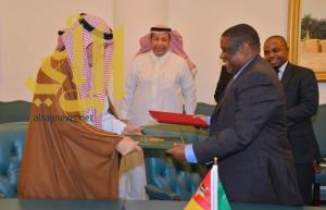 المملكة وموزمبيق توقعان على اتفاقية عامة للتعاون