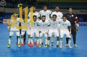 المنتخب السعودي لقدم الصالات يودع كأس آسيا