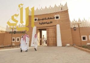 قرية نجران التراثية بالجنادرية تفتح أبوابها لزوار الجنادرية 30