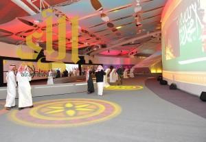 """واحة السياحة والتراث"""" تجذب زوار مهرجان الجنادرية بعروضها التفاعلية"""