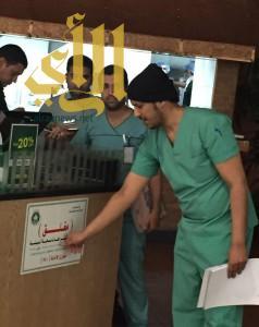 أمانة الرياض تنفذ حملة في المولات وتغلق منشآت غذائية