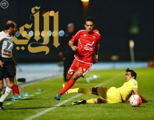 نجران والوحدة يتعادلان في الدوري السعودي