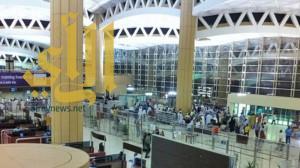 مطارات المملكة تسجل 81.9 مليون مسافر خلال 2015