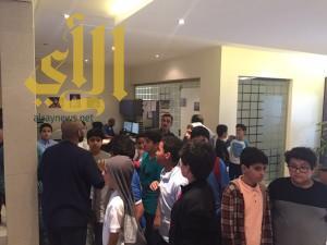 الهلال الأحمر بالمنطقة الشرقية يستقبل طلاب مدارس المنارات بالخبر
