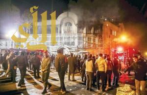مسؤول إيراني: المثقف الإيراني يخجل مما عمله النظام الحاكم بسفارة المملكة