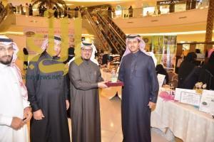 العمرة والزهراني يفتتحان المعرض التعريفي ببرنامج صناعة الأعمال
