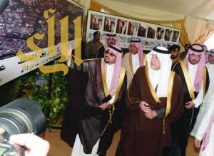 أمير مكة يؤسس ويدشن مشروعات تنموية في الطائف بأكثر من 12 مليار ريال