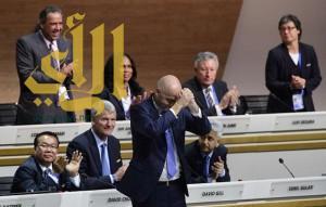 """انتخاب انفنتينو رئيسا جديدا لـ """"فيفا"""" خلفا لسيب بلاتر"""