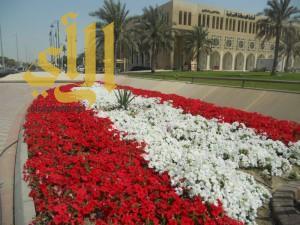 411 حديقة وساحة بلدية .. وأكثر من 9 ملايين شجرة تتزين بها احياء الحاضرة