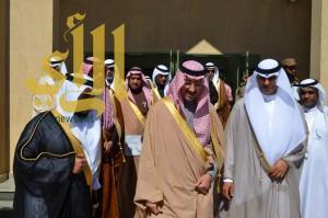 الأمير بدر بن جلوي يرعي تخريج كوكبة مؤهلة تقنيا ومهنيا الى سوق العمل بتقنية الأحساء
