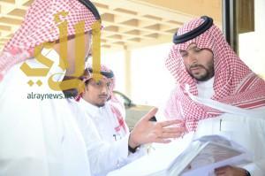 شراكة في التنظيم وتدريب الشباب والأطفال بين معرض (الفهد روح القيادة) وجامعة الملك فهد