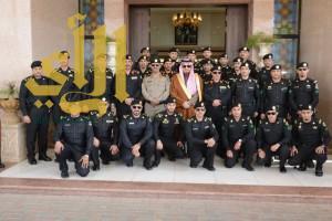 أمير عسير يطلق الهوية الجديدة للدوريات الأمنية بالمنطقة