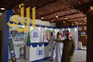 عدسة المصورين بالجنادرية ترصد الإستعدادات النهائية لقرية الباحة التراثية