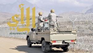 استشهاد جندي أول بعد تعرض دورية لحرس الحدود لمقذوف من الأراضي اليمنية