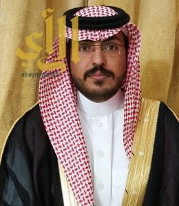 علي آل كزمان يحتفل بزواجه
