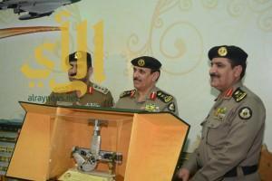 مدير الأمن العام يفتتح المرحلة الثانية من المشاريع الإنشائية بمدينة تدريب الأمن العام بعسير