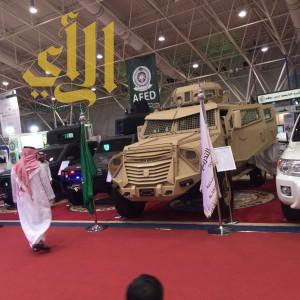 """""""الرأي"""" ترصد معرض القوات المسلحة لدعم توطين صناعة قطع الغيار"""