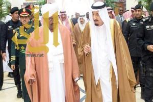 البشير يثمن مساعي المملكة لتنقية الأجواء بين السودان ومصر وإثيوبيا