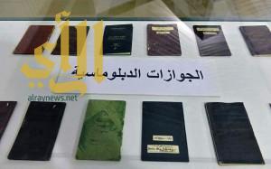 جناح وزارة الخارجية بالجنادرية يعرض أقدم الوثائق لملوك المملكة