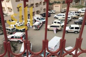 معلم يقتحم مكتب الداير برشاش ويقتل 5 من منسوبيه