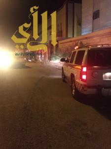 إحتراق ثلاث حالات إثر إنفجار أنبوبة غاز بمنزل بالمدنية المنورة