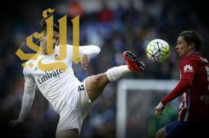 أتلتيكو مدريد يكرس عقدته لريال مدريد بهدف جريزمان