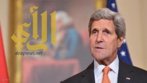 كيري يعلن التوصل إلى اتفاق لوقف القتال في سوريا
