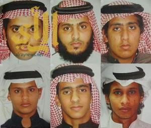 6 متورطين في قتل رجل الأمن بدر الرشيدي في القصيم