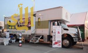 30 وحدة دم يومياً في حملة تبرع بالدم تقودها صحة الحرس الوطني