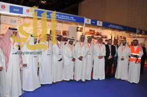 المنظمة العربية للهلال الأحمر والصليب الأحمر تختتم مشاركتها في مؤتمر دبي الدولي للإغاثة