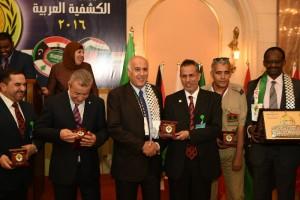 الرجوب : يؤكد على أهمية دور خادم الحرمين الشريفين في حفظ أمن المنطقة واستقرارها