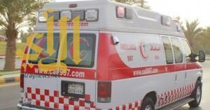 إصابة أحد عمال مزرعة الأمير سلطان بالقصيم والهلال الأحمر يباشر الحادثة