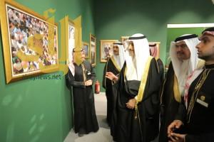 تاريخ الملك بن عبدالعزيز مليئ بالإنجازات محلياً وعالمياً