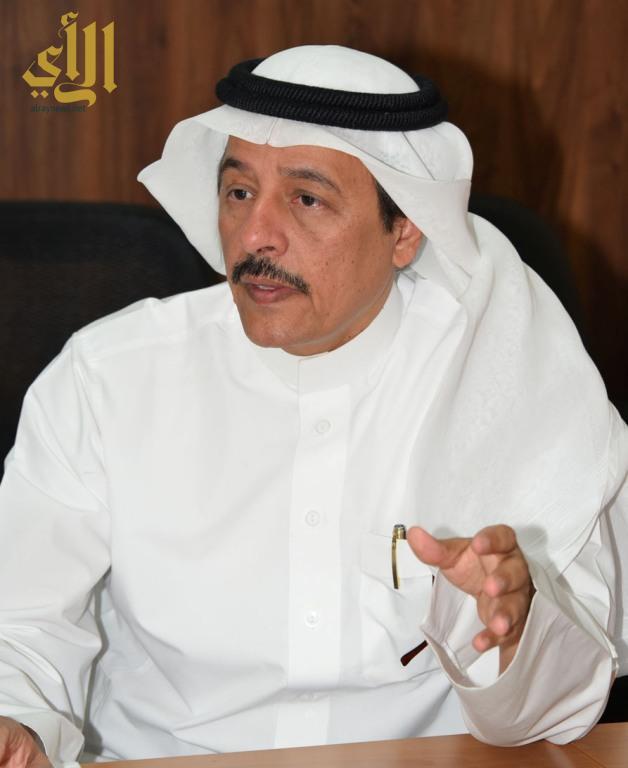 عبدالله العليان مدير عام مكتب العمل بمنطقة مكة المكرمة