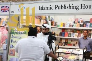 10 مليون هندي يتابعون معرض الرياض الدولي للكتاب