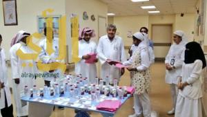 مستشفى وادي الدواسر يحتفل باليوم العالمي للكلى 2016