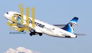 هبوط اضطراري لطائرة مصرية بسبب تسرب الوقود