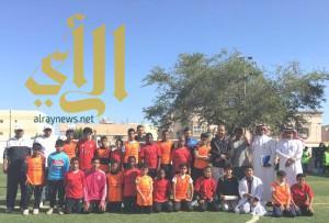 ملتقى الإبداع الرياضي الأول لمدارس غرب المدينة يستهدف خمسة ألاف طالب